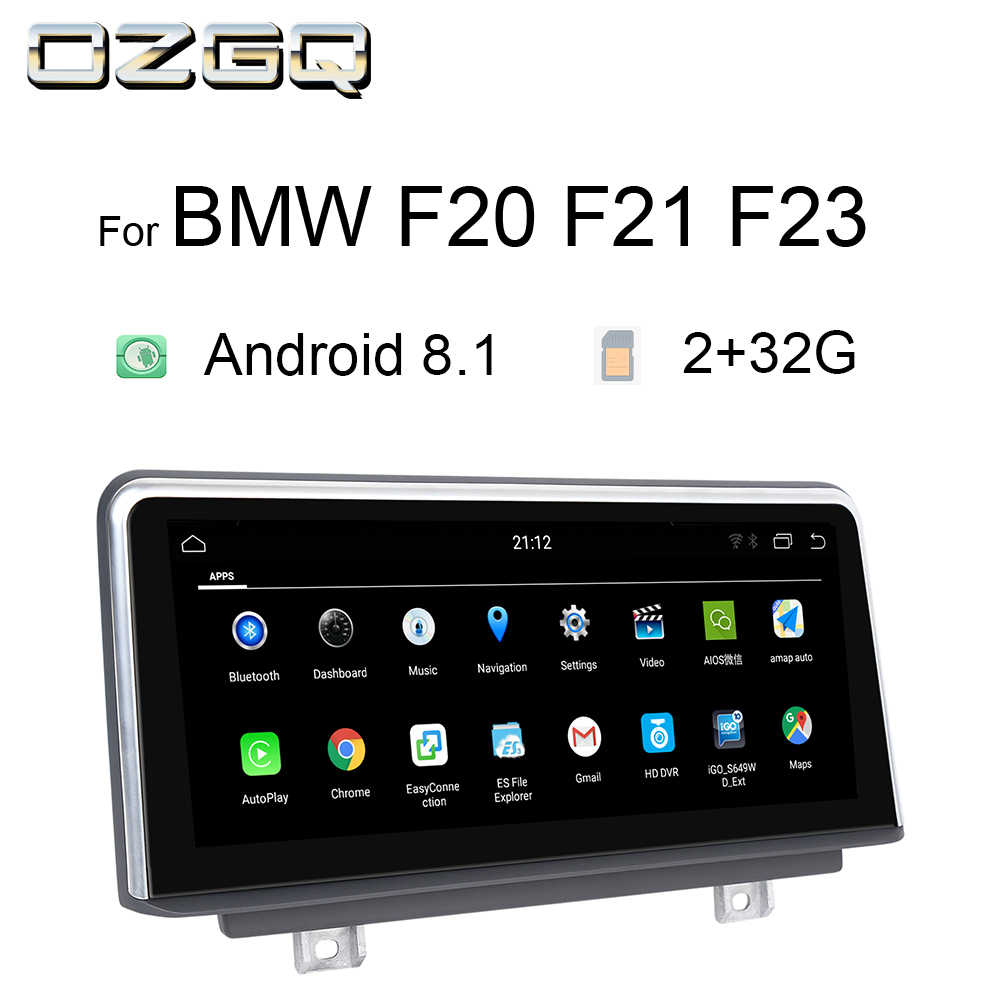 OZGQ Android 8 1 System PX6 2+32G Car GPS Navigation