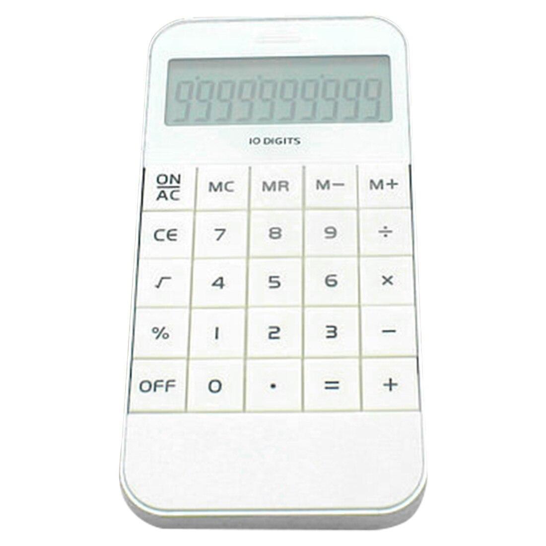 Etmakit Home Office Calcolatrice Ufficio Lavoratore Scuola Calcolatrice Tascabile Portatile Elettronico di Calcolo Calcolatrice