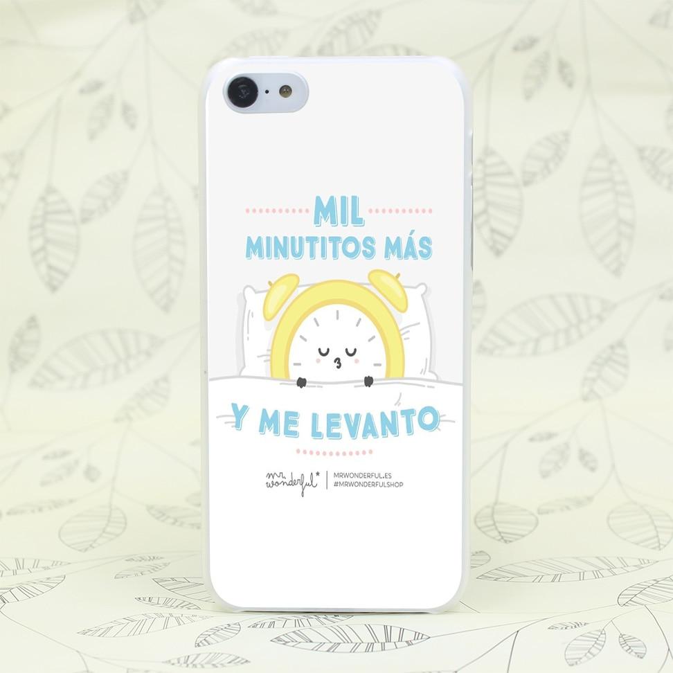 399F Frases De Mister Mr Wonderful 12 Hard Transparent Case Cover for iPhone 7 7 Plus 4 4s 5 5s 5c SE 6 6s Plus