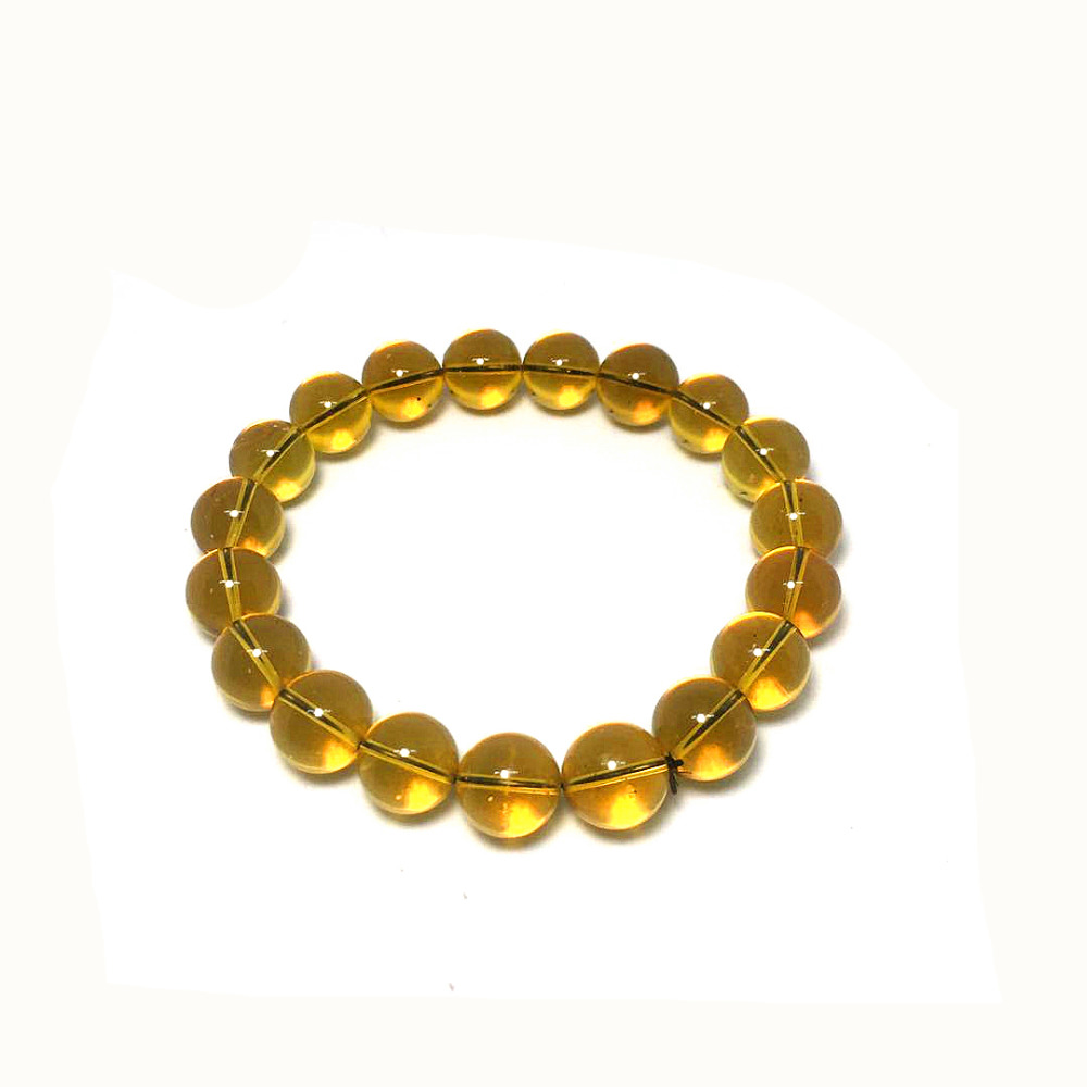 100 natural amber 10mm beads Organic gemstonelue blue amber men women jewelry bracelet jewelry Dominica 2A