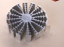 LED dense 5pcs/lot radiator