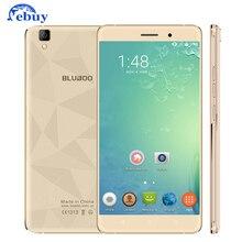 Original Bluboo Maya MT6580A Teléfono Móvil Android 6.0 Quad Core de 5.5 pulgadas 1.3 GHz 2 GB RAM + 16 GB ROM 13.0MP $ number MP 1280*720 3000 mAh