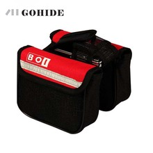 JUH 1pcs Bicycle Bag Outdoor Cycling Sport Carry Bags Bicycle Tube Saddle Car Bag Mountain Bicycle