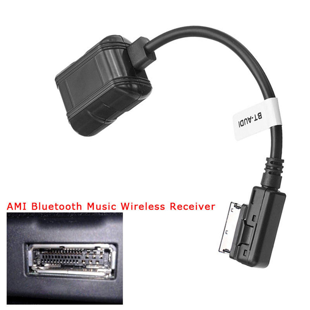 Car Bluetooth Module For Audi Vw Radio Stereo Aux Cable: Car Bluetooth Wireless Module Radio Stereo Aux Cable