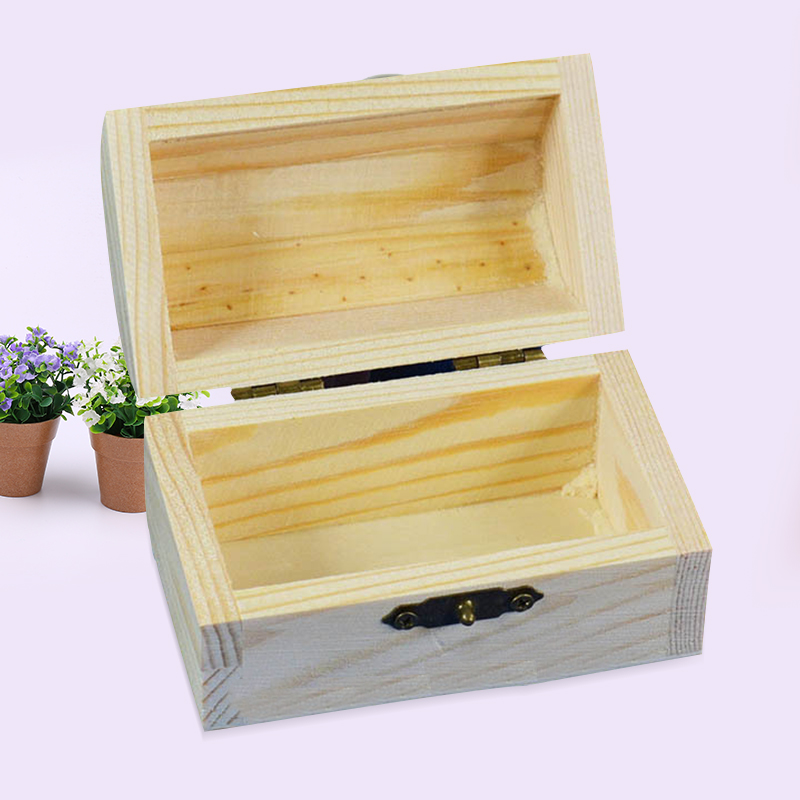 Wedding Preservation Boxes: Vintage Storage Box Wood Box Jewelry Box Wedding Gift