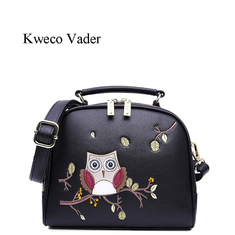 Designer Shoulder Bags Handbags 2017 New Owl High Quality Women s Bag Small Square Bag Handbag