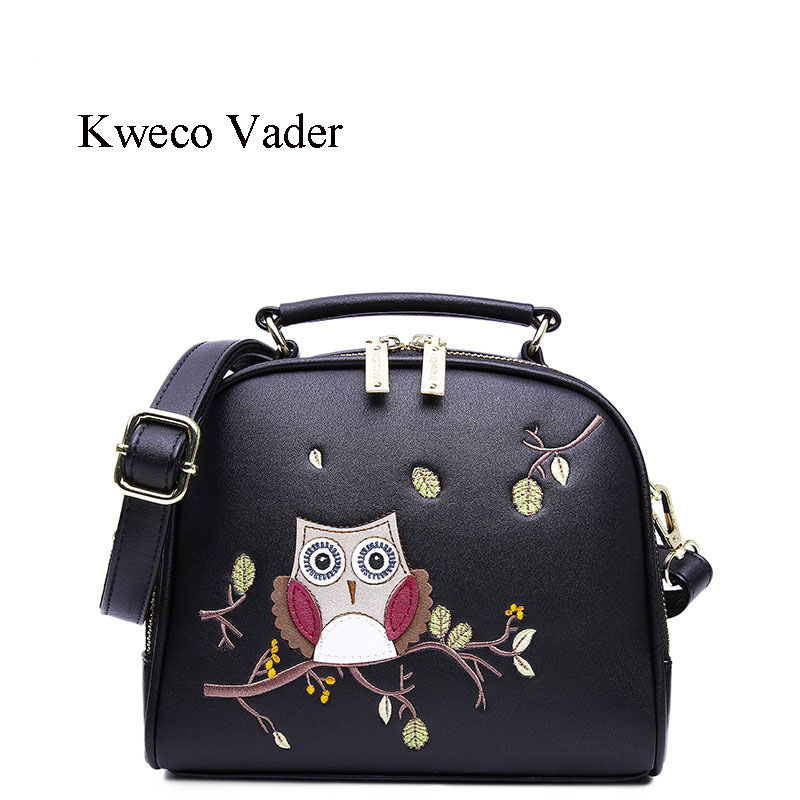 Designer Shoulder Bags Handbags 2017 New Owl High Quality Women's Bag Small Square Bag Handbag Messenger Bag Bolsa Feminina women messenger bags designer handbags high quality 2017 new belt portable handbag retro wild shoulder diagonal package bolsa