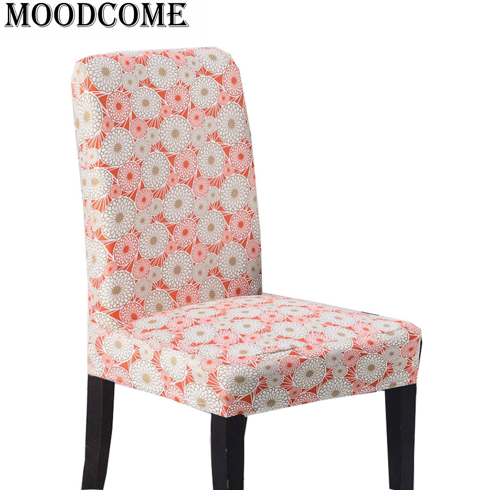 rose flower printed office chair cover spandex funda silla stuhlbezug  dining room chair cover polyester-in Chair Cover from Home   Garden on  Aliexpress.com ... e6bc51b55bb7