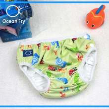 Детские непромокаемые подгузники плавающие штаны для новорожденных