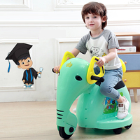 2019 Elephant Children Electric Motorcycle 1 8 Years Baby Toy Car Children Ride on Car Electric Ride on Motorbike Cars for Kids