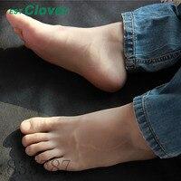 Размер 44 #, высота 19 см Мужской Силиконовые Поддельные Ноги, Внутренняя Кости Внутри, Ноги Двигаться Свободно, Ноги Модель, чистка Модели F-501