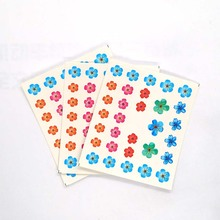 Flower Nail Stickers Water Transfer Stickers for Nails Art Decal Manicure Wraps Sliders for Nail Art Decorations B21 1pcs nail sticker butterfly flower water transfer decal sliders for nail art decoration tattoo manicure wraps tools tip jistz508