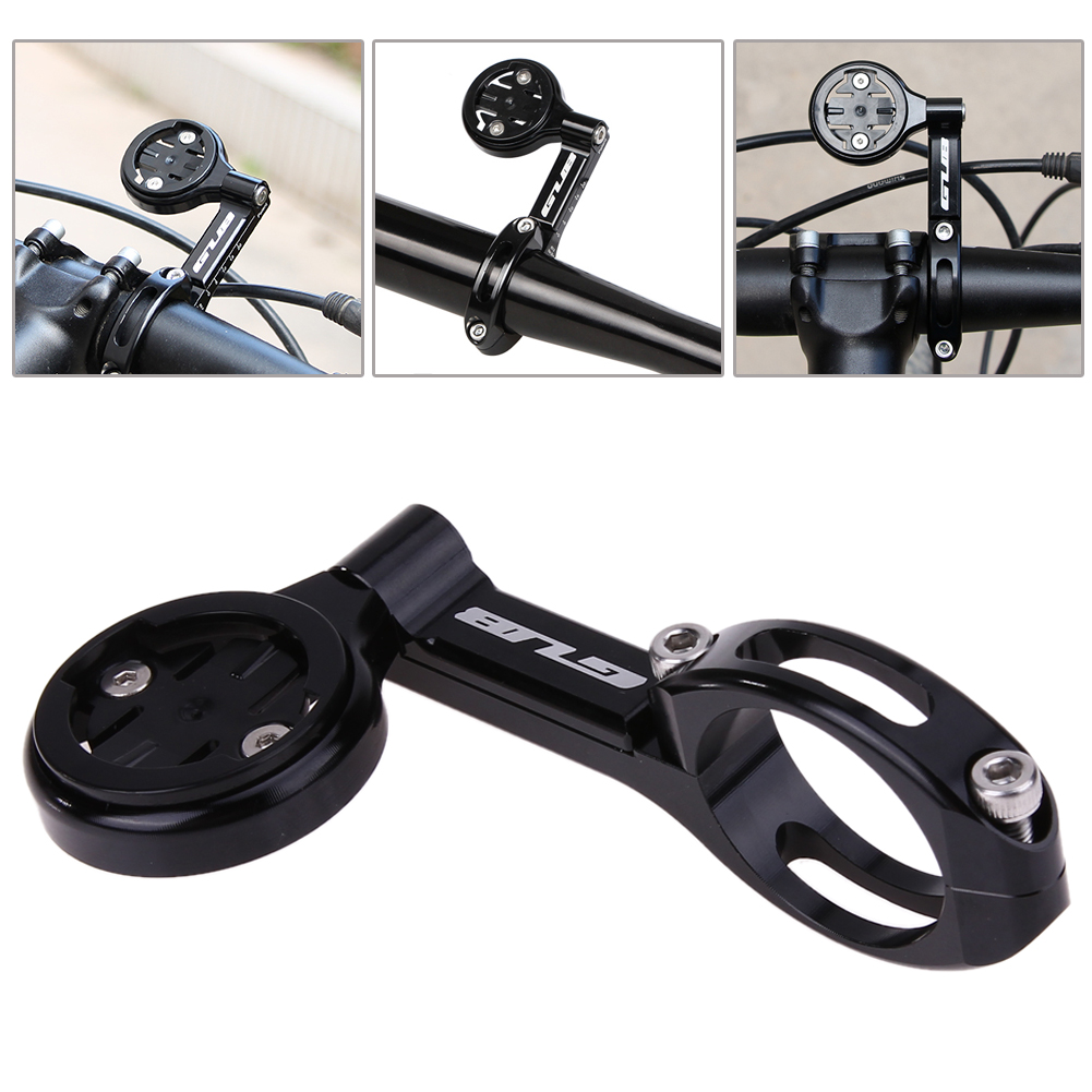 50g Bicycle Handlebar Mount Computer Holder for GARMIN CATEYE Bryton Bike Computer Bracket Extension Cycling Bicycle Accessories js lcd display for electric bicycle waterproof original connector manual control panel mount on the bike handlebar 36v cycling