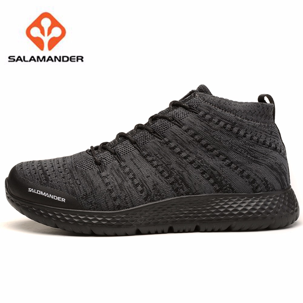 SALAMANDER Mens Outdoor Sports Running Shoes Sneakers For Male Sport Jogging Running Sneaker Man Zapatillas Hombre Deportiva puma shoes vogue leisure sports shoes zapatillas hombre deportiva