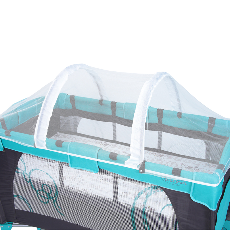 Baby Crib Anti-Insect Mosquitoes Wasps Flies Play Bed Folding Crib Netting Child Baby Mosquito Nets Crib Netting