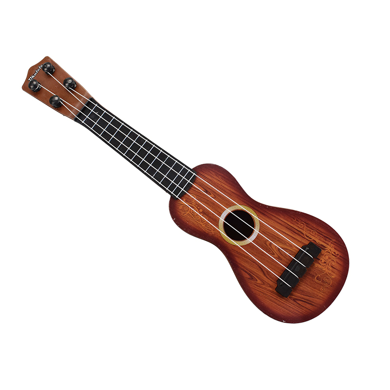 1 Pcs/Lot Plastic Mini Ukulele Musical Toys Guitar Musical Toy Child Pretend Play Game Interest Development Children Musical Toy ...
