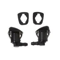 2 uds limpiaparabrisas boquilla de chorro limpiaparabrisas Spray para Toyota E120 Corolla Camry XV30 Parabrisas    -