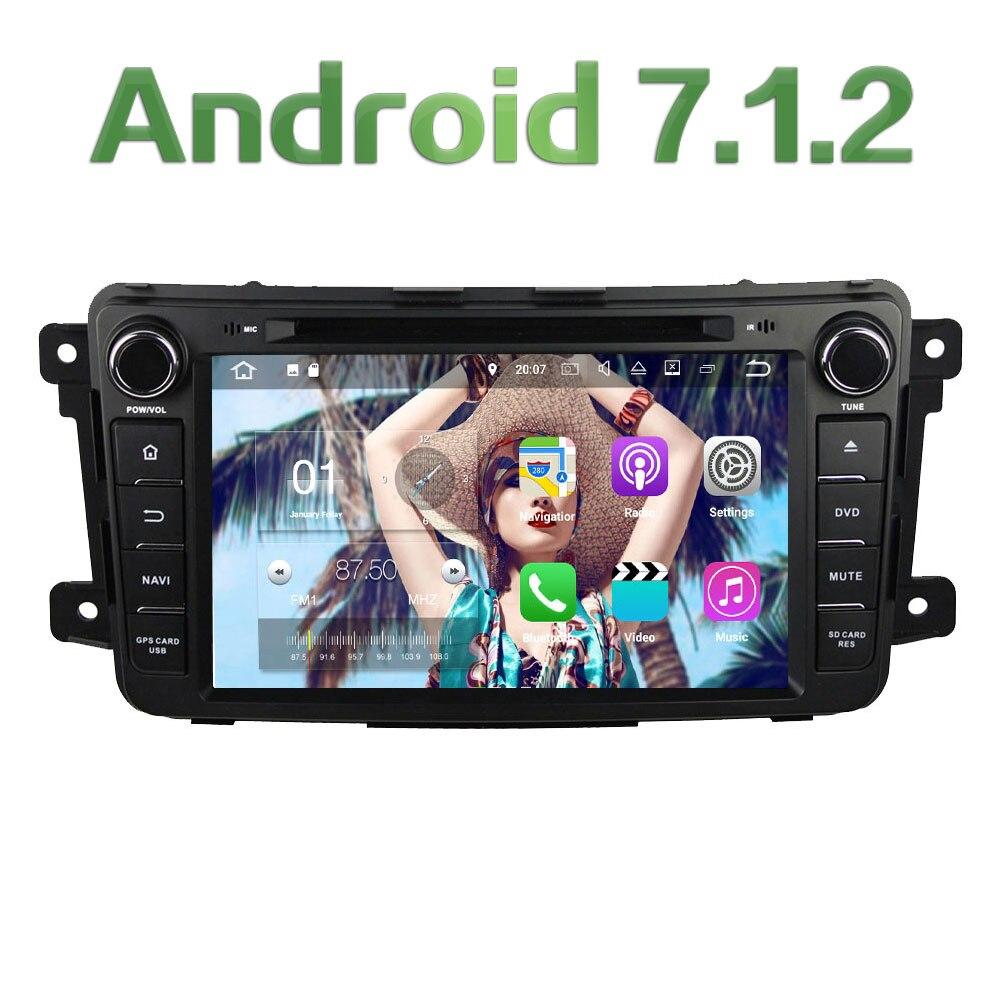 2GB RAM 8 Android 7 1 2 Car DVD font b Multimedia b font Radio Player