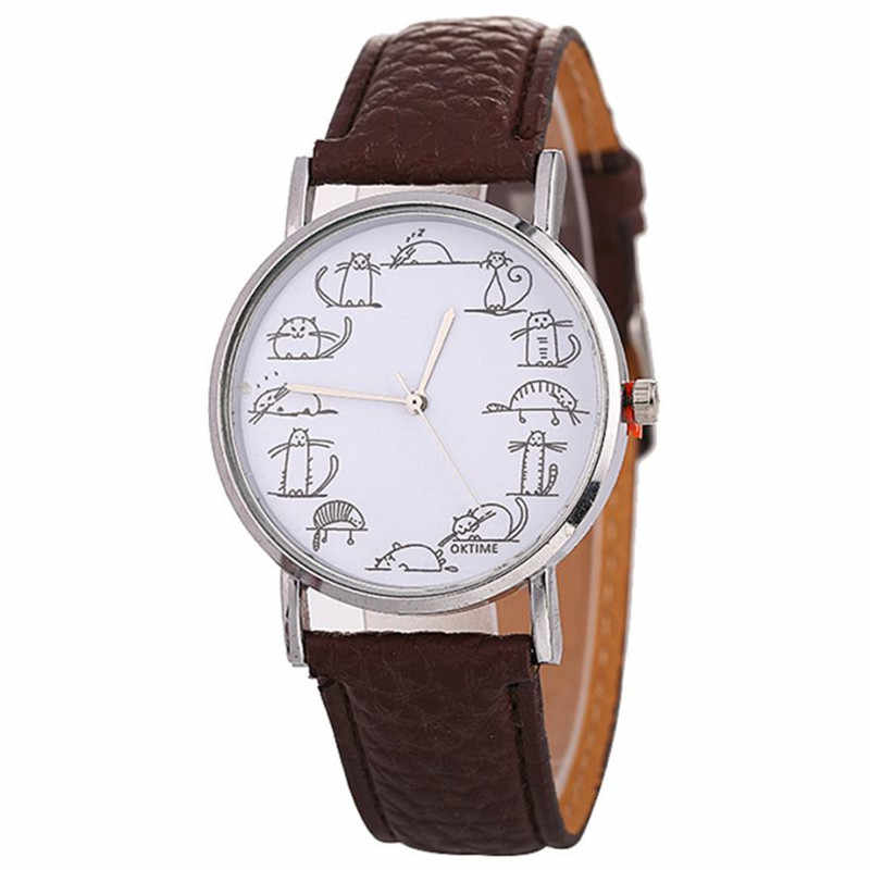 2018 luxus Kristall Rose Gold Uhr Frauen Uhren Echtem Leder Damen Uhr Auto Datum Dame Stunde Legierung Uhr relogio feminino