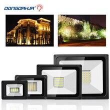 LEDs 220V Floodlight LED Flood Light 10W 20W 30W 50W  Outdoor Floodlights IP65 Waterproof outdoor garden square