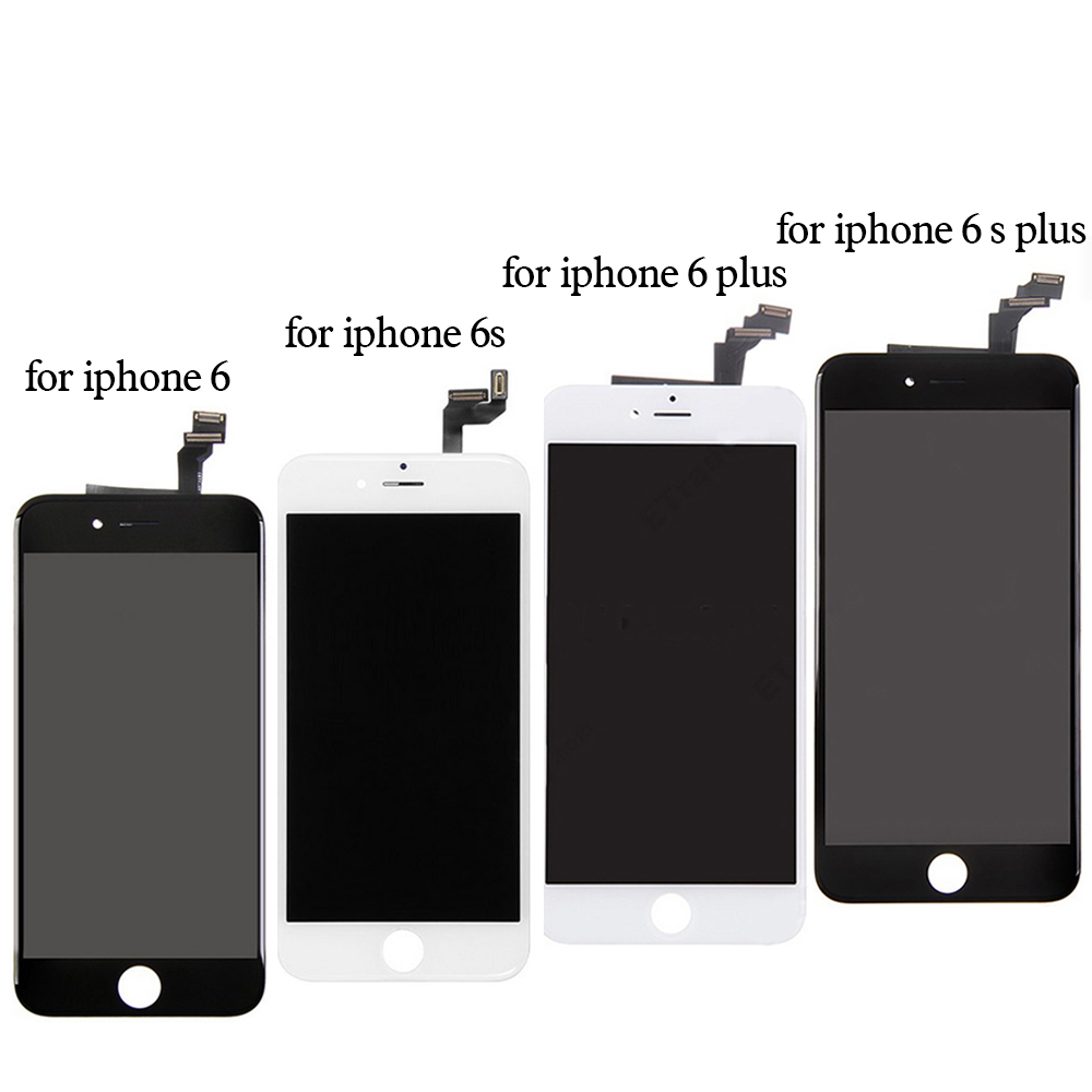 6s LCD For iPhone 6 Display Screen w/ Touch Screen