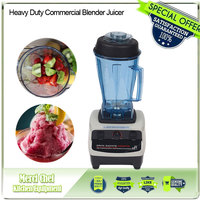 Fast Shipping Heavy Duty Commercial Blender Juicer Fruit And Vegetable Mixer Grinder Electrical Food Processor US