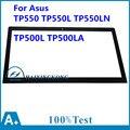 """Оригинал Для Asus TP550 TP550L TP550LN TP500L TP500LA Версия TOP15I97 V1.0 FP-TPAY15611A-01X 15.6 """"Сенсорным Экраном дигитайзер Стекла"""