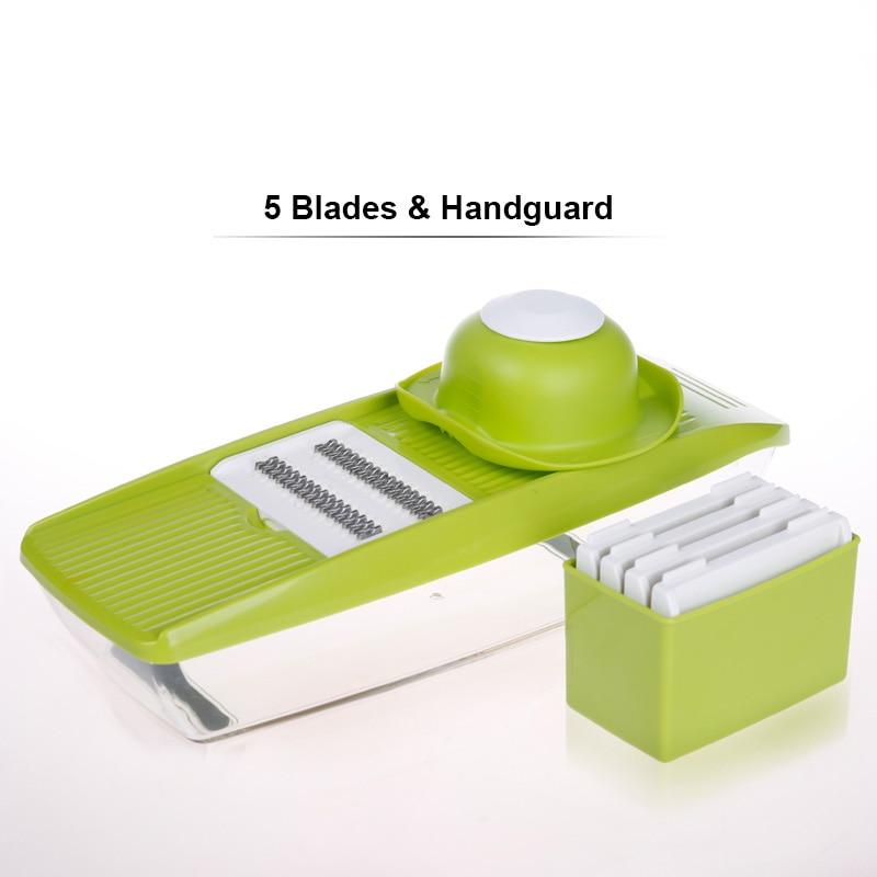 Green slicer