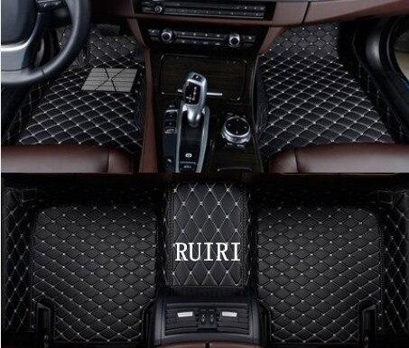 Высокое качество! Специальные коврики для Toyota Venza 2016 2009 не скользит легко чистить ковры для Venza 2013, бесплатная доставка