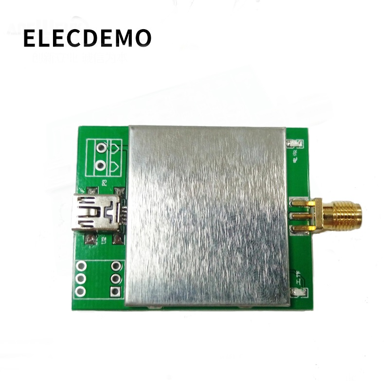 Image 3 - AD9833 Module frequency generator DDS signal square wave sine wave triangle wave serial host computer control-in Demo Board Accessories from Computer & Office