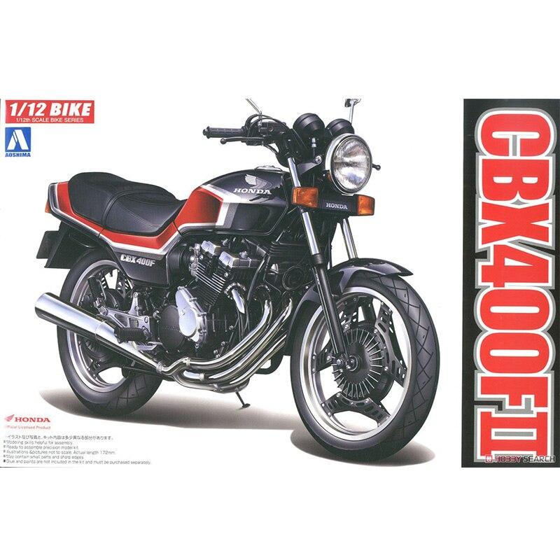 1/12 Honda CBX 400 FII moto 05167