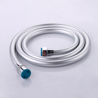 heater 1.5 meters explosion proof high temperature hot and cold water shower hose shower hose general PVC plastic pipe
