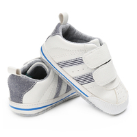 Casual Shoes For Boys Shoe Girls Flats Hook Loop Little Kid Sneakers Soft Sole Newborn Gear