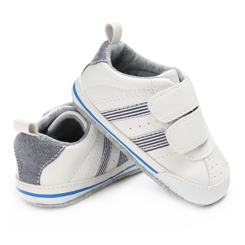 Casual Shoes for Boys Shoe Girl Flats Hook Loop Little Kid Sneakers Soft Sole Newborn Gear Tenis Infantil Toddler Child Footwear
