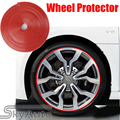 Car Wheel Rims Protector  TPE 8m/Roll Car Styling Wheel Sticker