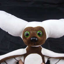 The Last Airbender Resource 11 inch Momo &20 inch Appa Stuffed Plush Doll Toys for Chlidren new