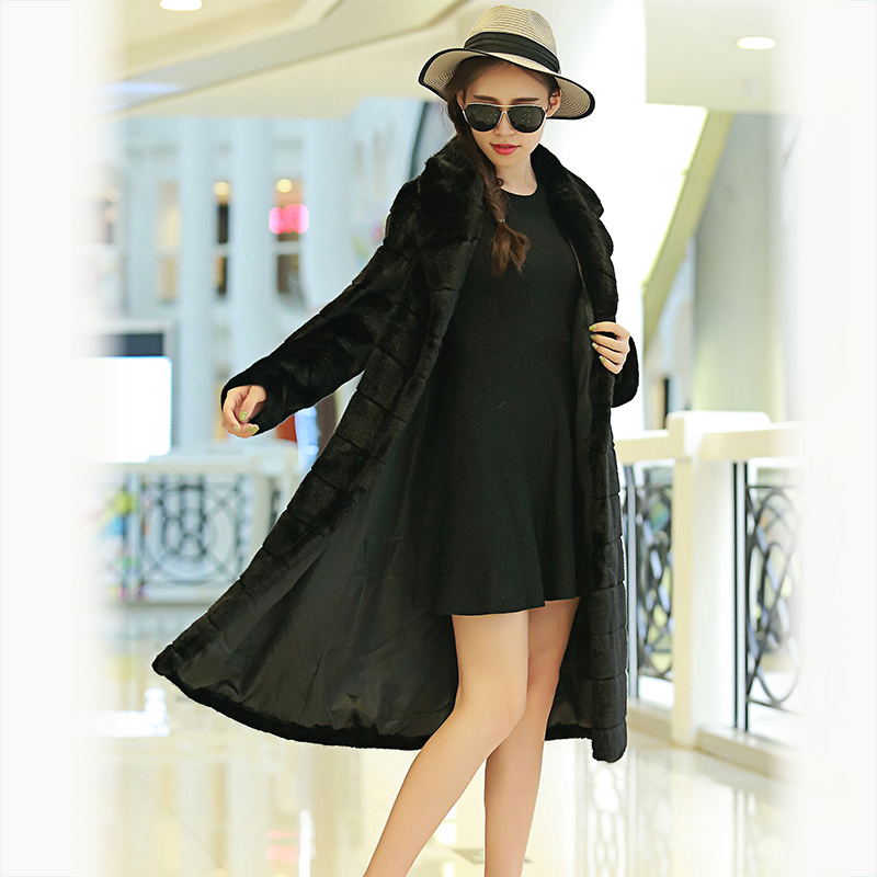 Fausse 6xl Lapin Plus Manteaux 2018 Manches Rex De Rayé 4xl 5xl Imitation Fourrure Taille Survêtement Longue La Black Hiver Femme Femmes E052 wine 6yYbf7gv