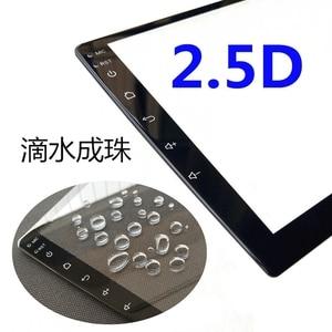 Image 2 - 2din אנדרואיד 8.1 לוח האם 9/10 אינץ לרכב רדיו GPS ניווט wifi SWC USB מגע מסך 1G + 16G עבור אוניברסלי Hoxiao CARLAOER