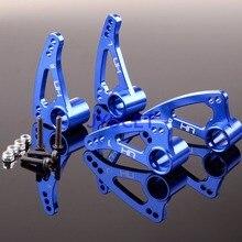 RVO27SM Voor/Achter Aluminium Rocker Arm Set Voor 1/10 Rc Model Off Road Traxxas E Revo Revo 3.3 Summit
