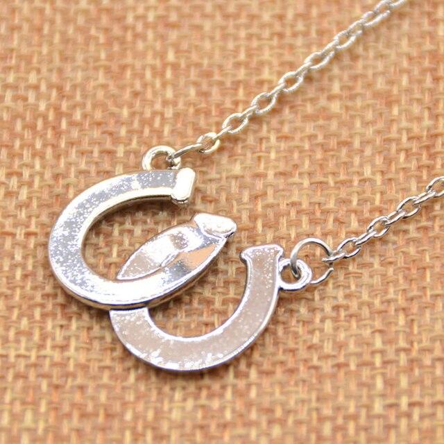 Horseshoe Design Necklace
