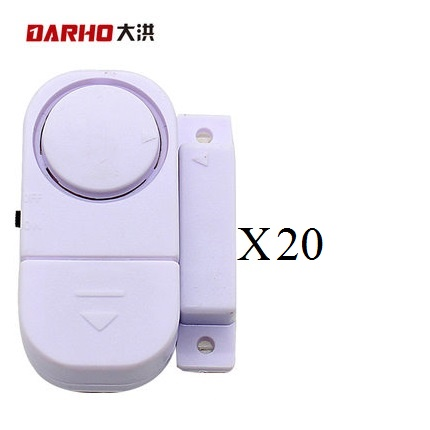 DARHO Wireless Home Security Alarm Systems Door/Window entry alarm  Safety Security Guardian Protector Pack of20 pcs multiscale modeling of developmental systems 81