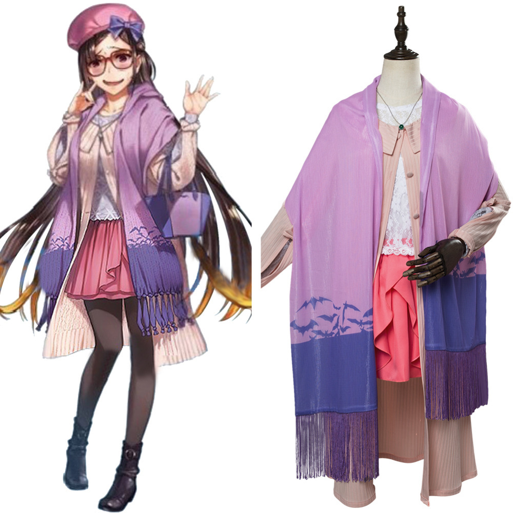Fate/Grand Order Osakabehime Cosplay Costume FGO Third Anniversary Osakabehime Casual Daily Wear