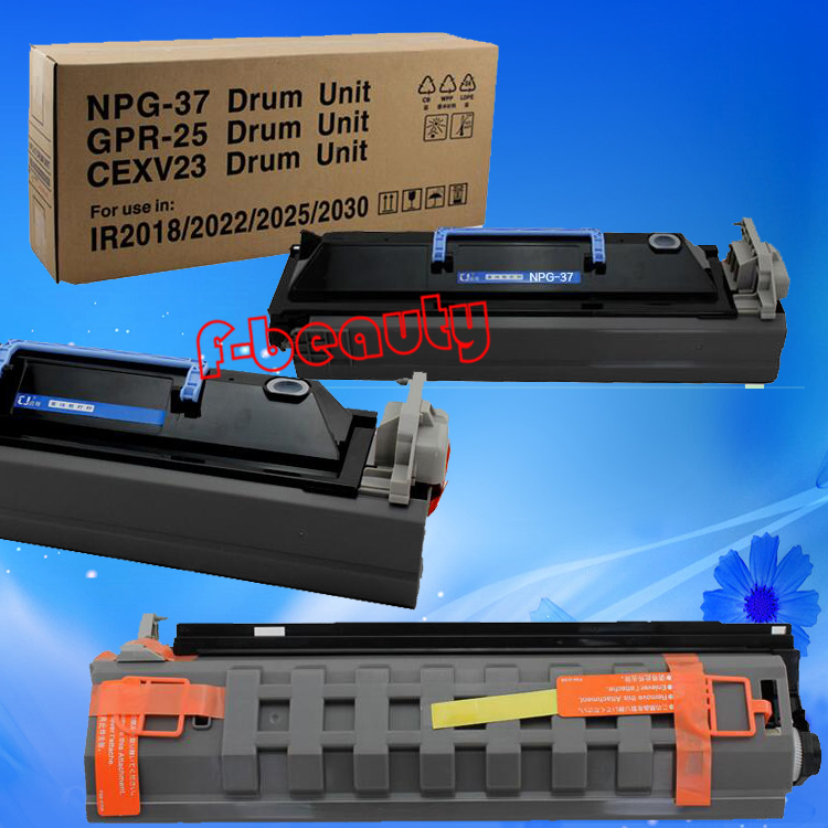 High quality copier drum unit compatible for canon G37 iR2018 2022 2025 2030 GPR25 CEXV23 2pcs gap gear for canon ir5000 ir6000 ir5020 ir6020 copier spart part