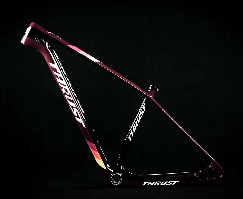 T1000 carbon mtb frame 29er 27 5er mtb carbon frame 29 carbon mountain bike frame 142x12
