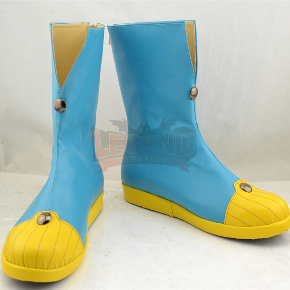 The Seven Deadly Sins King Cosplay Disaster Cosplay shoes Custom made all size