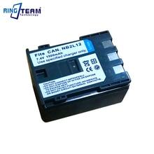 Цифровой Батарея BP-2L14 BP-2L13 BP-2L12 для камер Canon ZR960 ZR950 ZR930 HG10 HV20 HV30 HV40 DC310 DC320 DC330