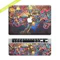 Защитные Полный обложка Винил Искусство Ноутбука Кожа Наклейка Наклейка Обложка для Apple MacBook Air Pro Retina 11 13 15 Дюймовый Ноутбук скины
