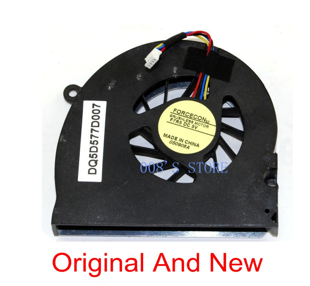 Genuine For Dell Studio XPS 1640 1645 1647 CPU Cooling Fan W520D 0W520D