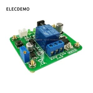 Image 3 - NE555 Module Delayed timing relay module timing time adjustable 6V~30V power supply Function demo Board