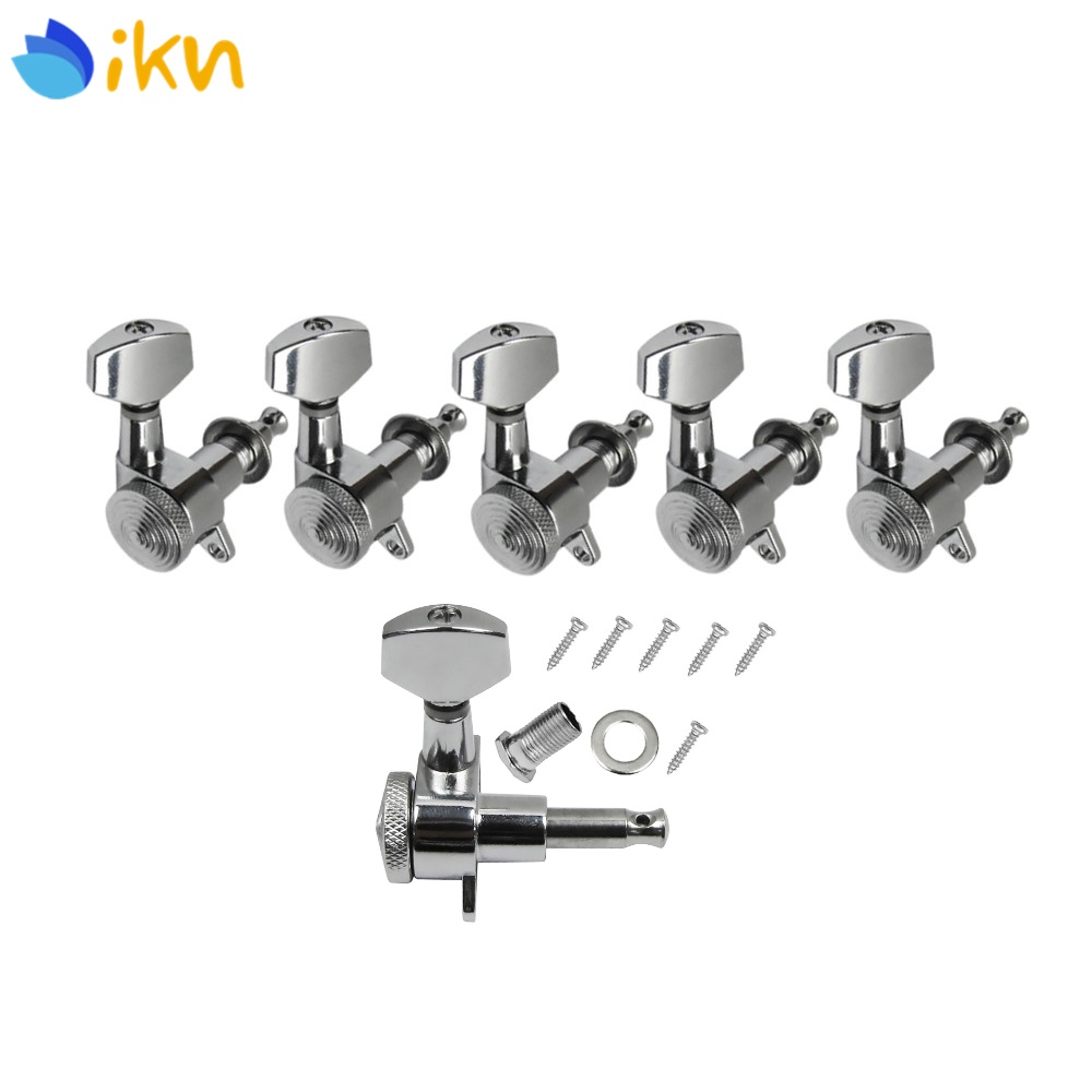 buy new 6pcs right side auto lock electric guitar tuning pegs tuning keys. Black Bedroom Furniture Sets. Home Design Ideas